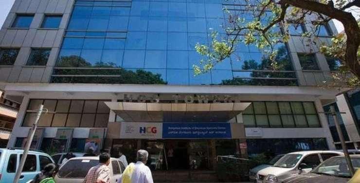 HCG Hospitals Kalinga Rao, Best Hospital In India, Best Hospital In India for treatment