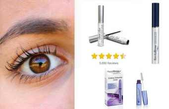 Best eyebrow growth serum.