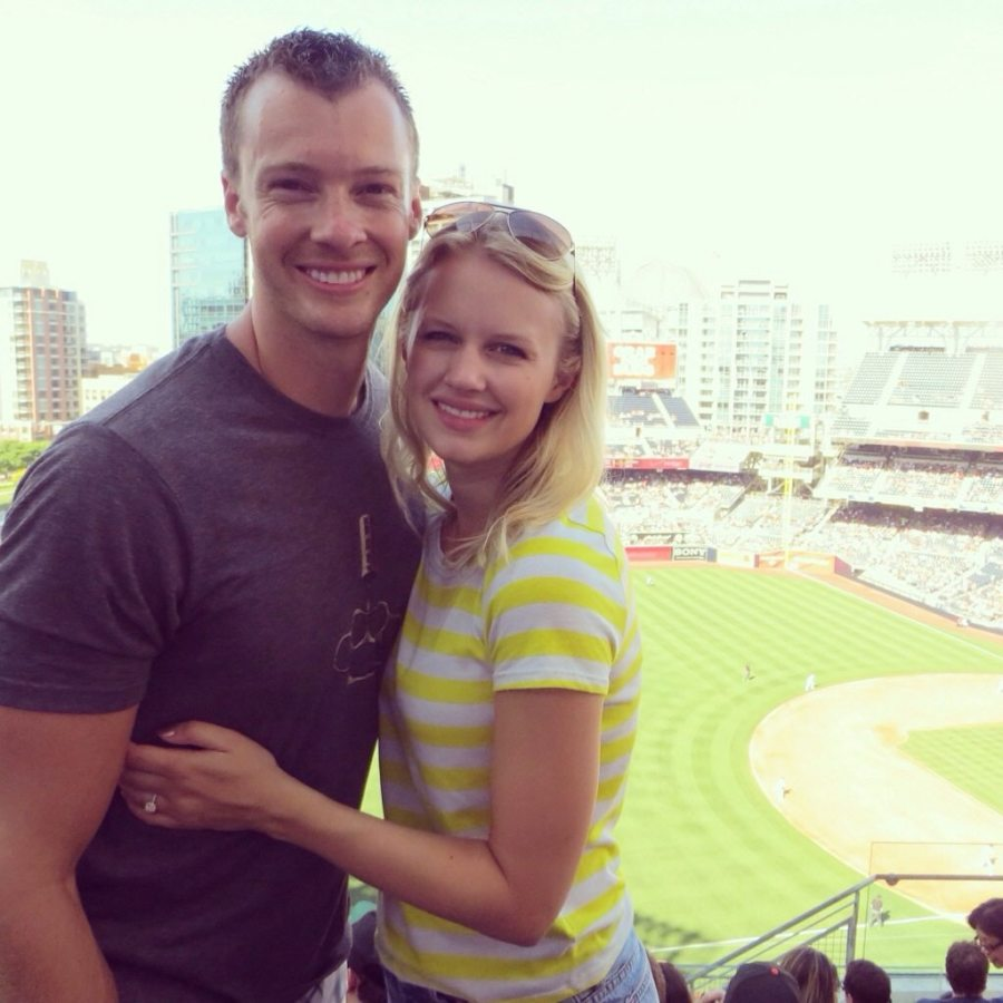 San Diego Padres Game, travel blog, blogger, baseball game, Treats and Trends