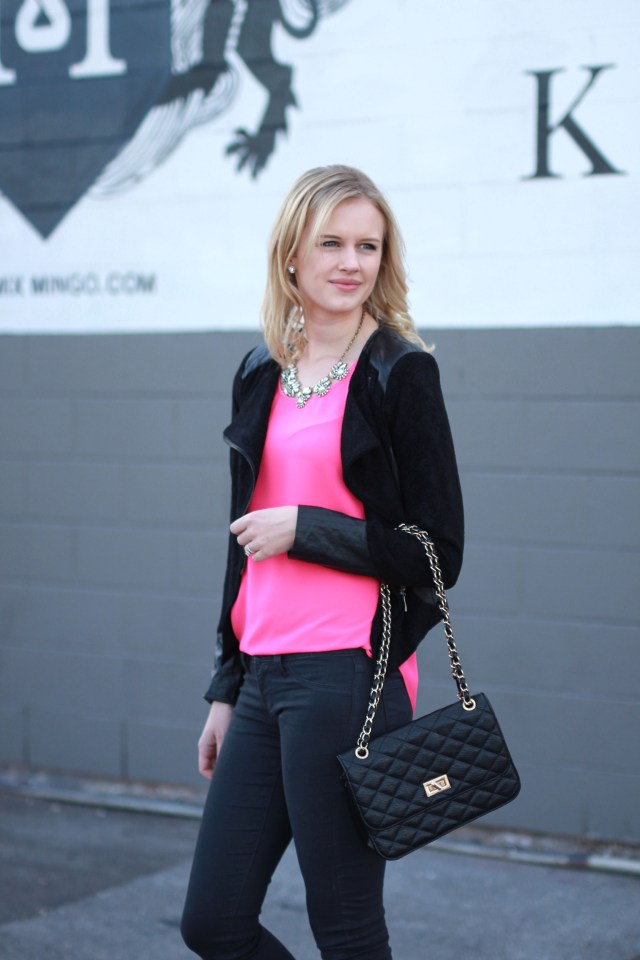 hot-pink-and-leather