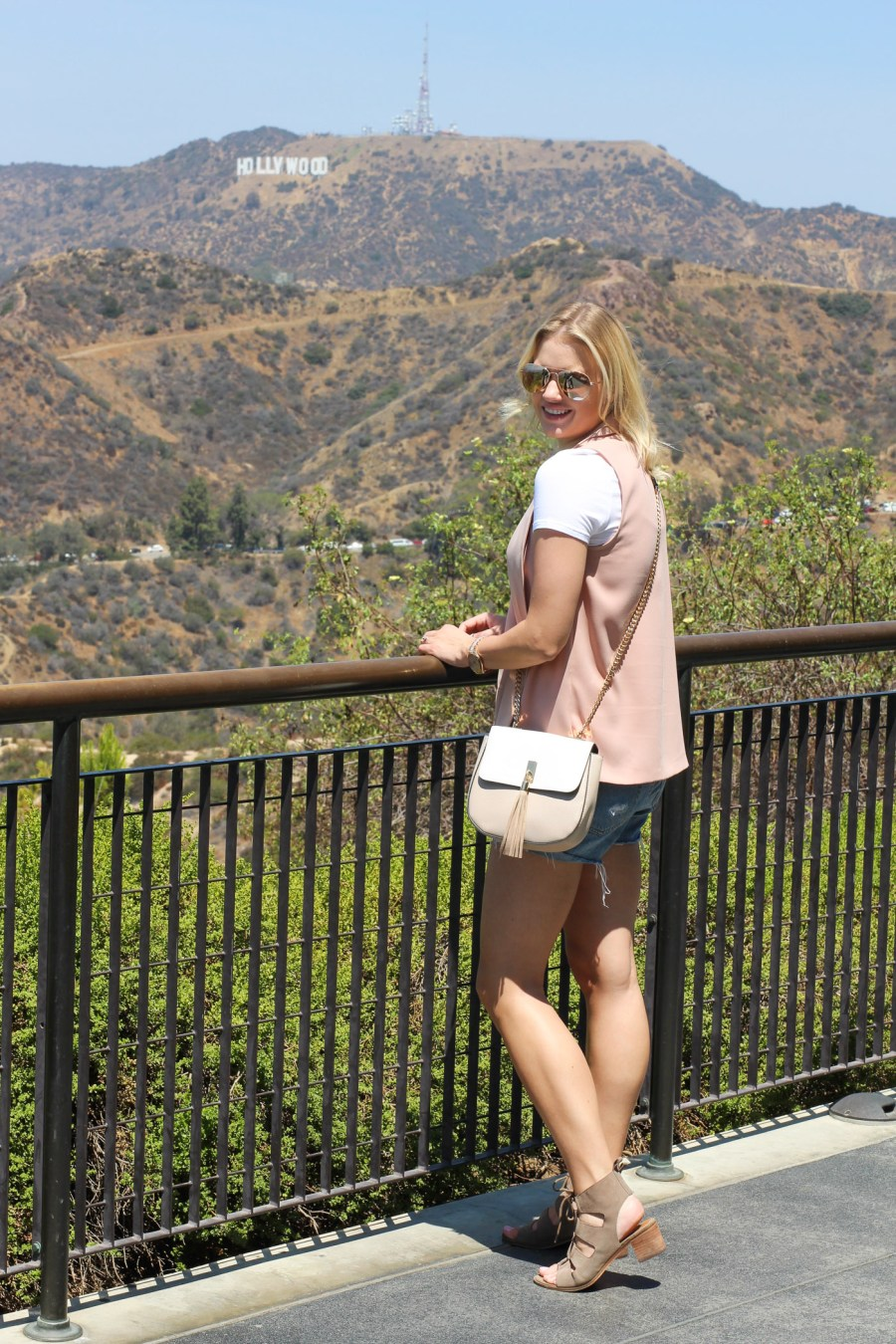 Los Angeles Travel Guide, 48 hours in LA, travel blog, Treats and Trends, hollywood sign