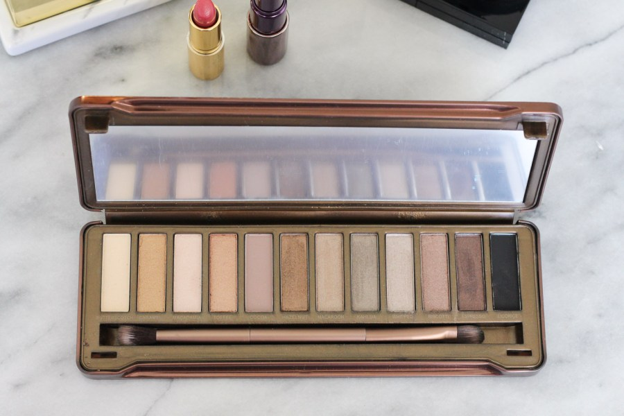 eyeshadow palette, makeup, beauty, fashion blog, las vegas, day to night makeup