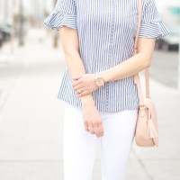 Spring and Summer 2017 Trend: Thin Stripes