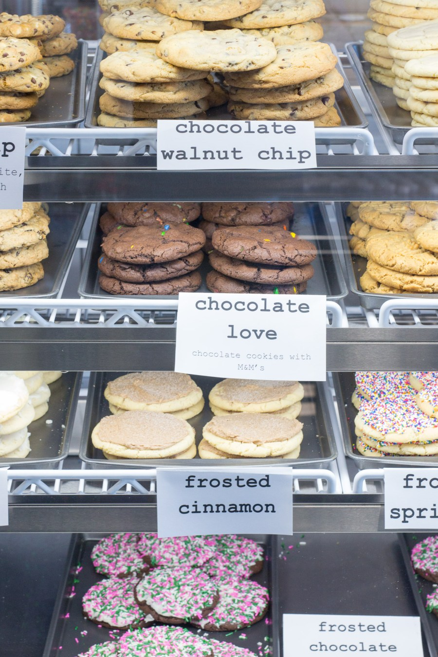 cookie baking tips from tsp. baking company in Las Vegas