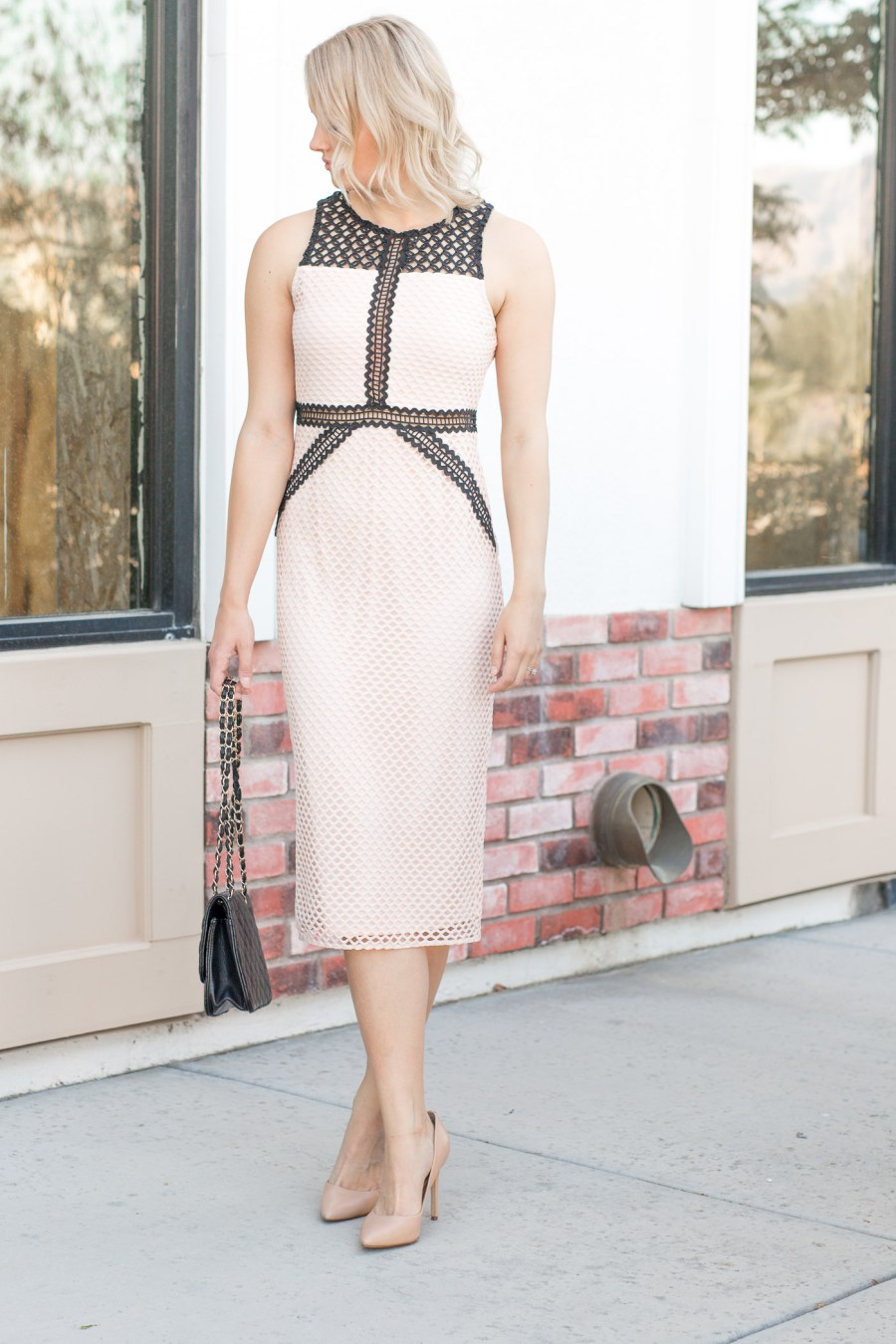The Perfect Wedding Guest Dress - Treats and Trends