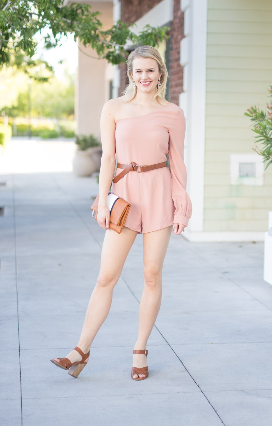 My Favorite Affordable Romper for Date Night, Tobi, fashion blog, Treats and Trends