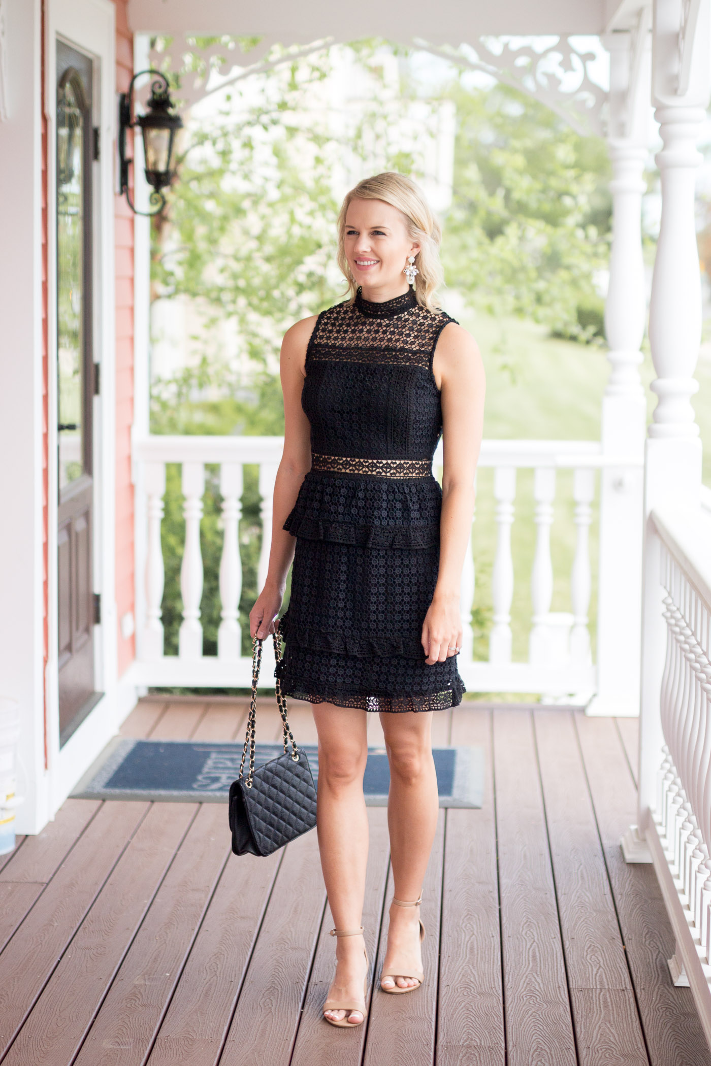 The Perfect Little Black Dress For Wedding Season Treats And Trends