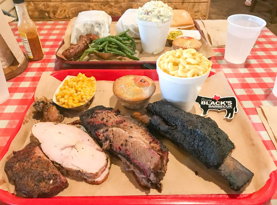 Austin, Texas Travel Guide, travel blogger, Terry Black's Barbecue