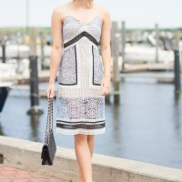 The Perfect Dress for a Coastal Connecticut Wedding
