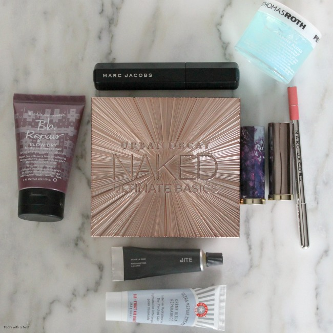 January Beauty Favorites // treatswithatwist.com