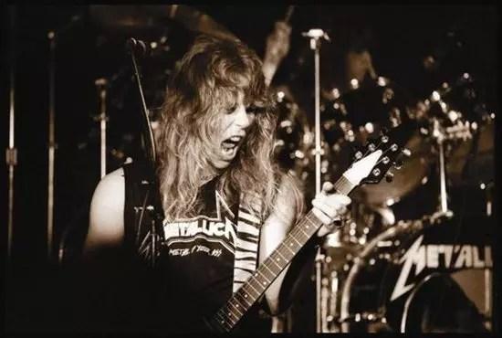 Bill Hale - Metallica