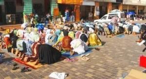 Prayer, by 'africa'
