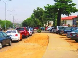 Nigeria street scene