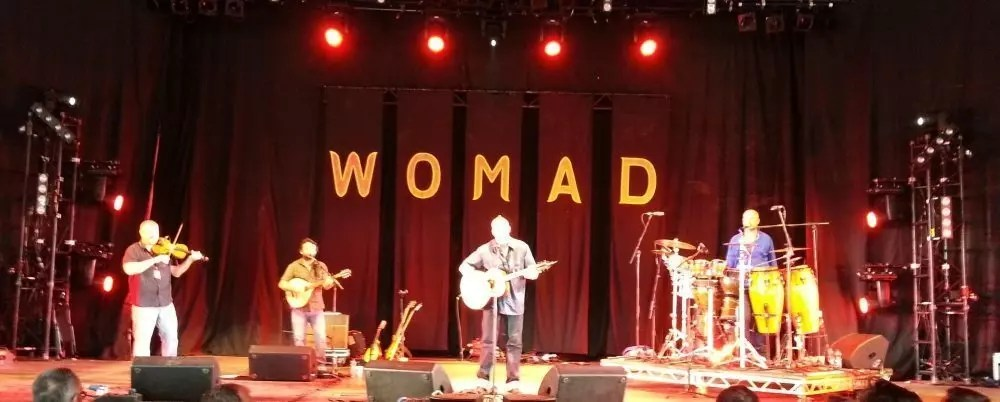 30 shades of WOMAD