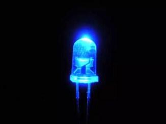 Blue LED Energy Saver