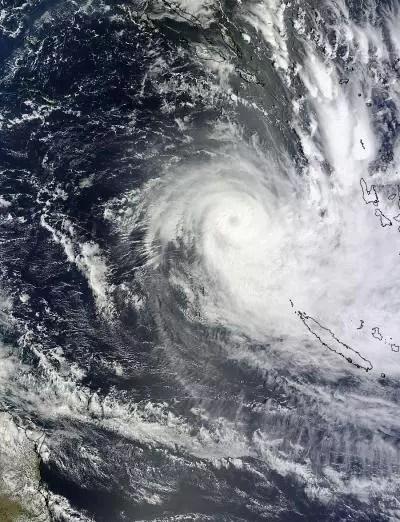 More cyclone