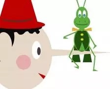 A picture of pinocchio