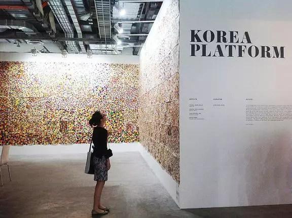 Art Stage Singapore Korea Platform