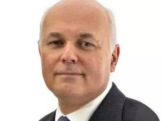 Official Portrait of Iain Duncan Smith, Work and Pensions Office