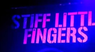 A picture of Stiff Little Fingers by Nick Henderson