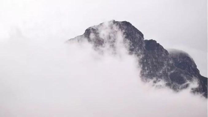 mountain by Paula Vermeulen