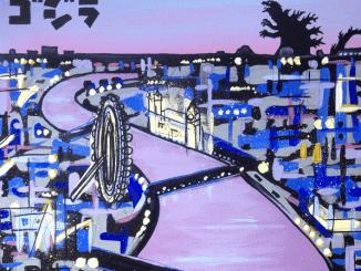 Londonzilla by Dan Booth