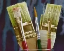 paintbrushes by freedigitalphotos.net and Simon Howden