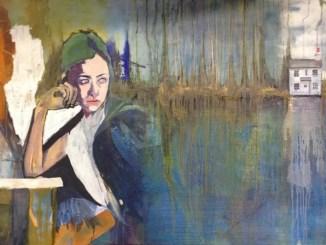 Bernie Clarkson painting