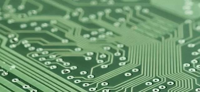 motherboard by Blickpixel