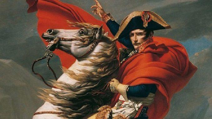 JL David, Napoleon