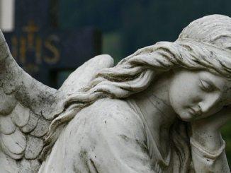 tired angel