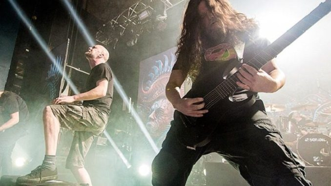 Meshuggah, Forum