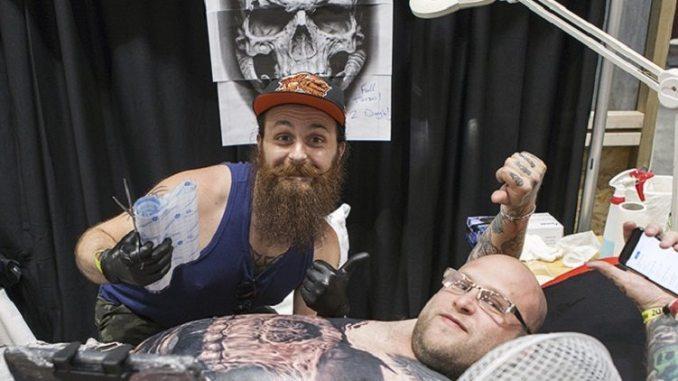 Great British Tattoo Show