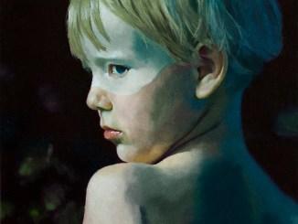 The Woods (New vision), 2014, Markus Åkesson, 100x120cm, oil on canvas