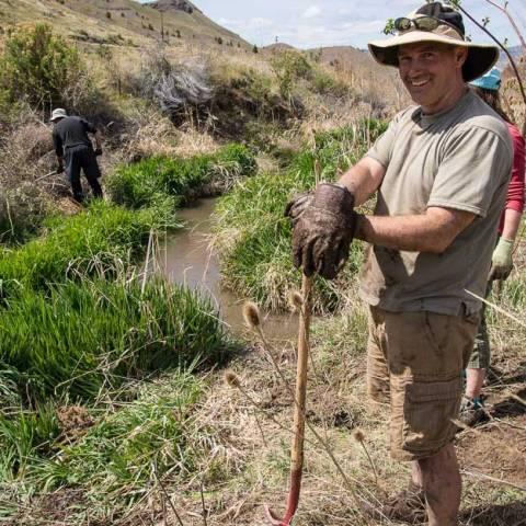 Volunteers   Oregon Natural Desert Association