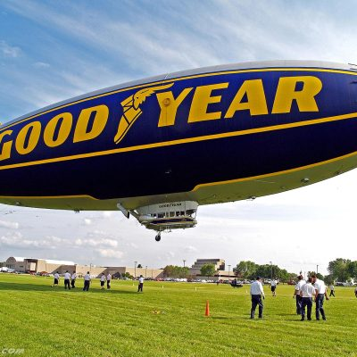 Goodyear Blimp Gifts