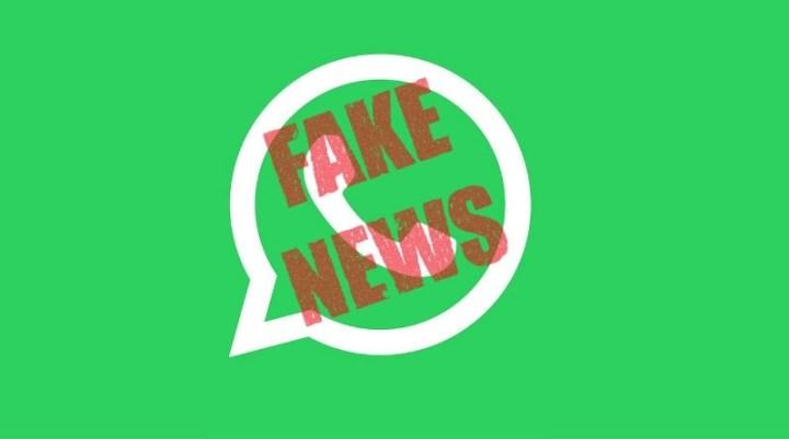 FAKE NEWS-Whatsapp