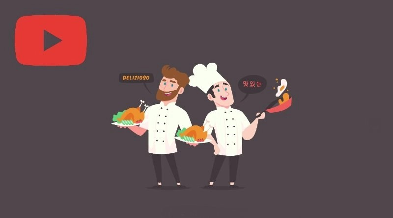 Chaînes YouTube Apprendre à cuisiner