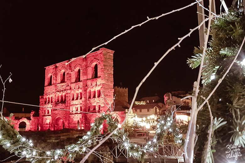 9 dicembre 2012 borgo di bard. Mercatini Di Natale Di Aosta Tre Cuori E Una Valigia