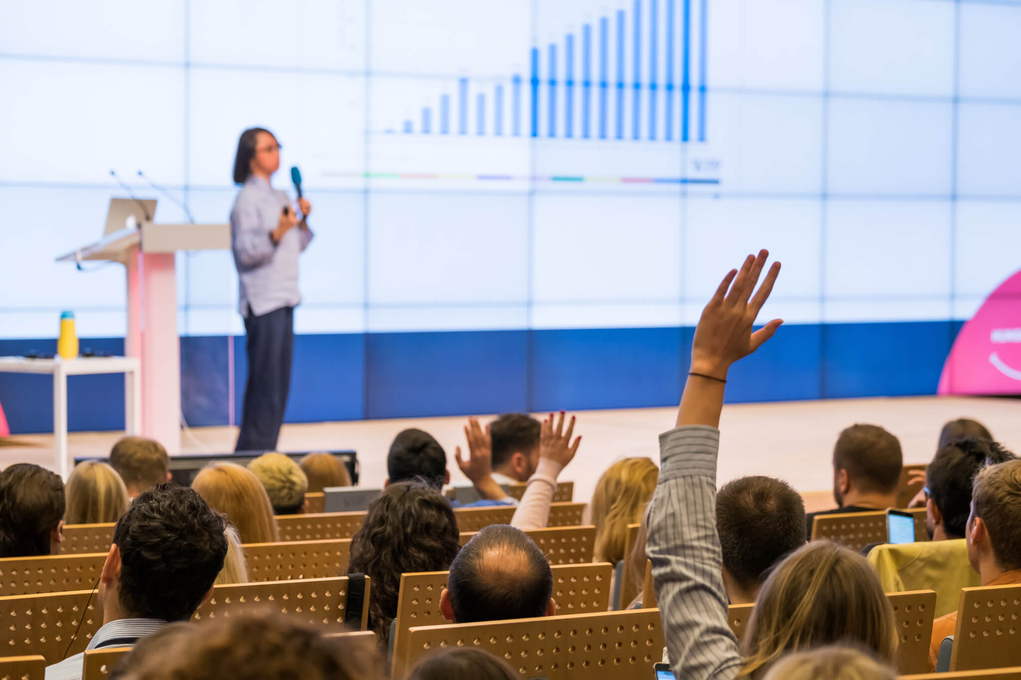Attract people to your event
