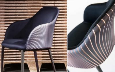 Sofia Chair by Riflessi