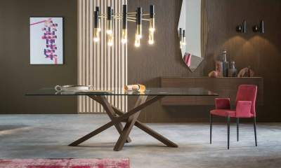 Modern Italian Design dining table SHANGAI by Riflessi-wooden-or-glass-design-table-shangai-riflessi-detail-15