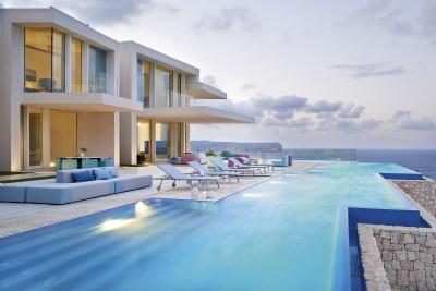 Luxury Modern Italian outdoor Design furniture