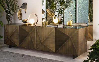New Finish for Cubric Sideboard