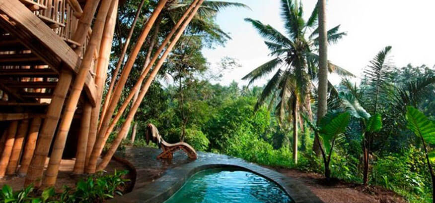 Green Village Exotic Treehouse Hotels In Bali Indonesia