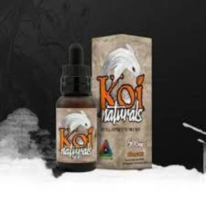Koi Naturals 1000mg Orange Cbd Tincture