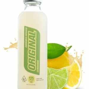 Original Lemonade -125mg Cannabis Infused GFarms