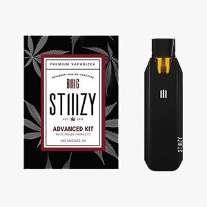STIIIZY'S BIIIG ADVANCED KIT BATTERY