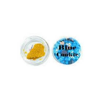 Left Coast Extracts Blue Cookie Crumble Nug Run