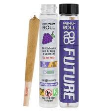 Grape Premium Pre-Roll (Future 20/20)